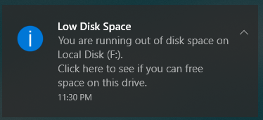 low_disk_space